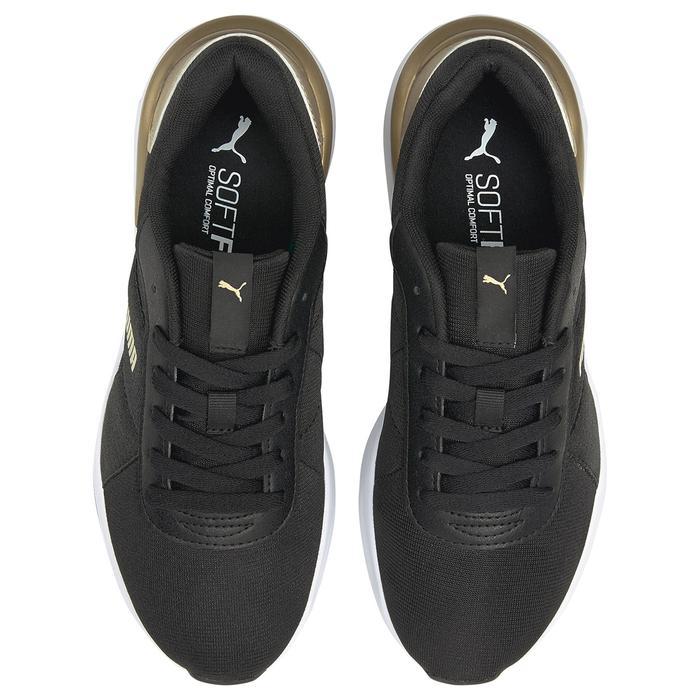 Rose Metallic Pop Kadın Siyah Günlük Stil Ayakkabı 38108001 1244745