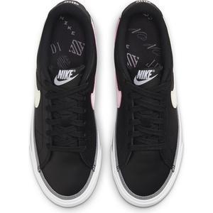 Court Legacy Se (Gs) Çocuk Siyah Günlük Stil Ayakkabı DC3959-001
