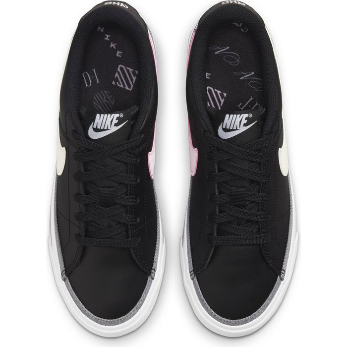 Court Legacy Se (Gs) Çocuk Siyah Günlük Stil Ayakkabı DC3959-001 1307238