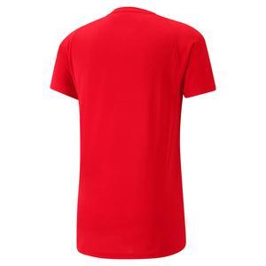 Evostripe Erkek Kırmızı Günlük Stil Tişört 58941711