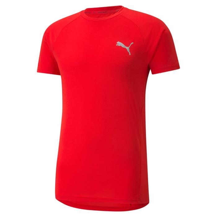 Evostripe Erkek Kırmızı Günlük Stil Tişört 58941711 1247750