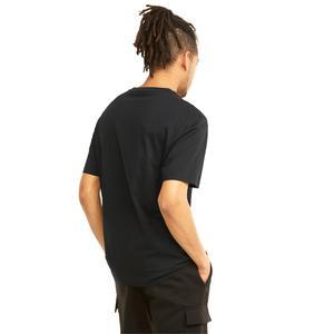 Rad Cal Erkek Siyah Günlük Stil Tişört 58938501