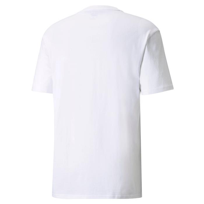 Rad Cal Erkek Beyaz Günlük Stil Tişört 58938502 1247636