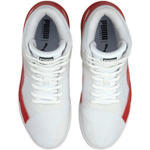 Clyde All-Pro Team Mid Unisex Beyaz Basketbol Ayakkabısı 19551204