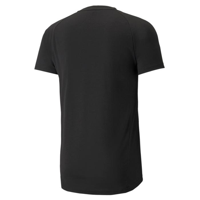 Evostripe Erkek Siyah Günlük Stil Tişört 58941701 1247726