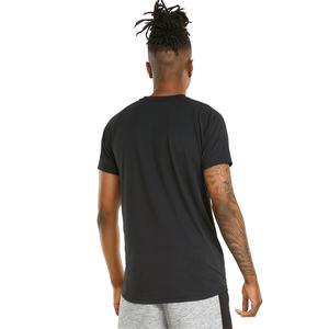 Evostripe Erkek Siyah Günlük Stil Tişört 58941701