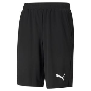 "Rtg Interlock Shorts 10"" Erkek Siyah Günlük Stil Şort 58583501"