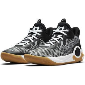 Kevin Durant Kd Trey 5 IX NBA Unisex Siyah Basketbol Ayakkabısı CW3400-006