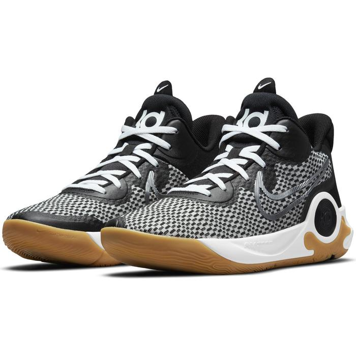 Kevin Durant Kd Trey 5 IX NBA Unisex Siyah Basketbol Ayakkabısı CW3400-006 1305676