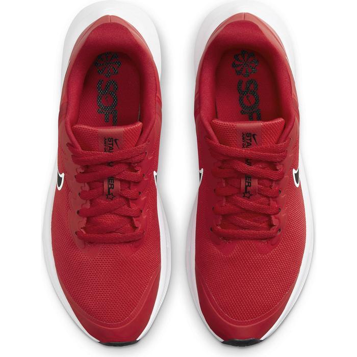 Star Runner 3 (Gs) Çocuk Kırmızı Koşu Ayakkabısı DA2776-602 1306708