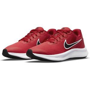 Star Runner 3 (Gs) Çocuk Kırmızı Koşu Ayakkabısı DA2776-602