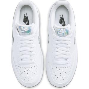 Wmns Court Vision Lo Kadın Beyaz Günlük Stil Ayakkabı CW5596-100