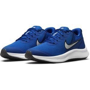 Star Runner 3 (Gs) Çocuk Mavi Koşu Ayakkabısı DA2776-400