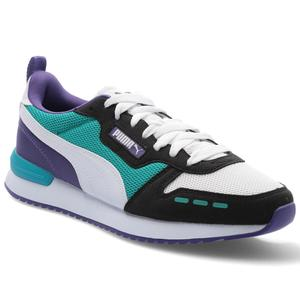 R78 Unisex Siyah Günlük Stil Ayakkabı 37311711