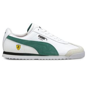 Ferrari Roma Unisex Beyaz Günlük Ayakkabı 30676603