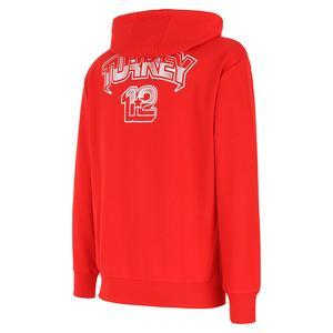 Türkiye Basketbol Milli Takım Fan Erkek Kırmızı Basketbol Sweatshirt 53485901