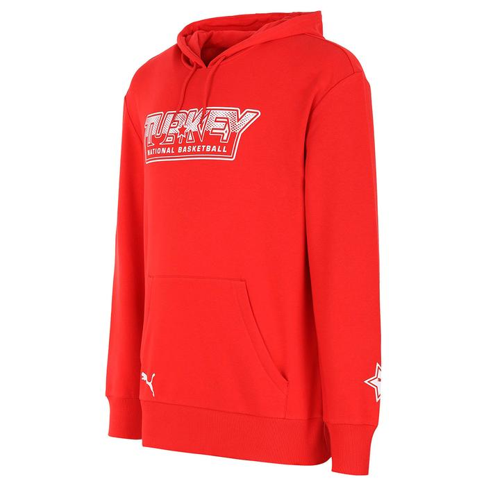 Türkiye Fan Hoodie Erkek Çok Renkli Basketbol Sweatshirt 53485901 1317051