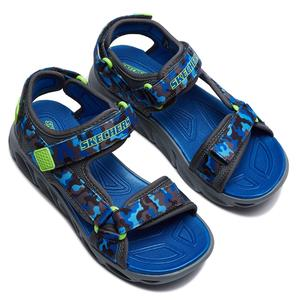 Hypno-Splash Çocuk Mavi Günlük Stil Sandalet 400077L BLLM