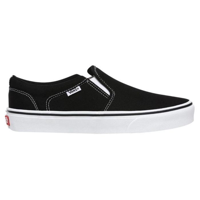 Mn Asher Erkek Siyah Günlük Stil Ayakkabı VN000SEQ1871 1279345