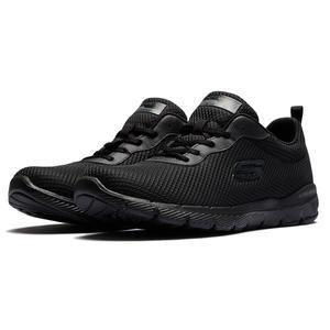 Flex Appeal 3.0 Kadın Siyah Yürüyüş Ayakkabısı S13070 BBK