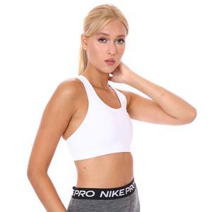 Swoosh Bra Non Pad Kadın Beyaz Antrenman Sporcu Sütyeni BV3630-100