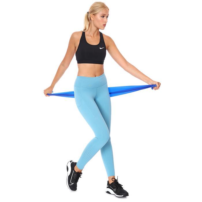 W Nk Epic Lx Tght Kadın Mavi Koşu Tayt CN8041-424 1274201
