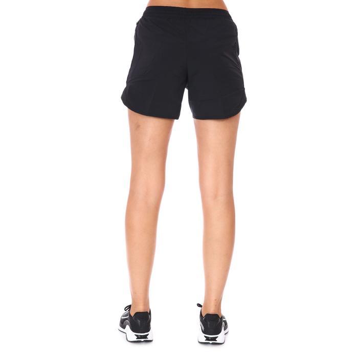 W Nk Tempo Luxe Short 5in Kadın Siyah Koşu Şort CZ9576-010 1274674