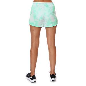 W Nk Icn Clsh Tmpo Luxe Short Kadın Yeşil Koşu Şortu CZ9638-342