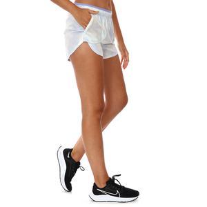 W Nk Icn Clsh Tmpo Luxe Short Kadın Mor Koşu Şortu CZ9638-569