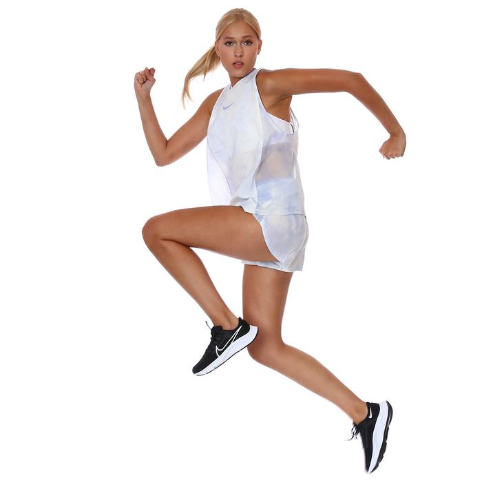 W Nk Icon Clash City Sleek Tnk Kadın Mor Koşu Atlet CZ9616-569 1283302