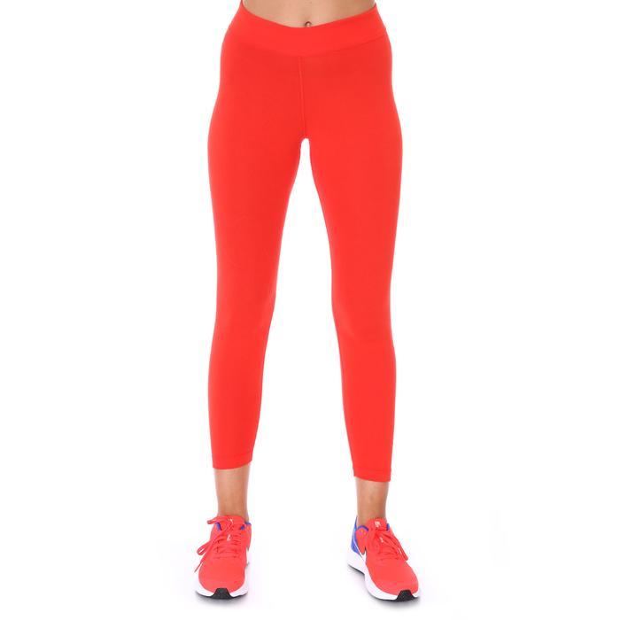 W Nsw Essntl 7/8 Mr Lggng Kadın Kırmızı Günlük Stil Tayt CZ8532-673 1306301