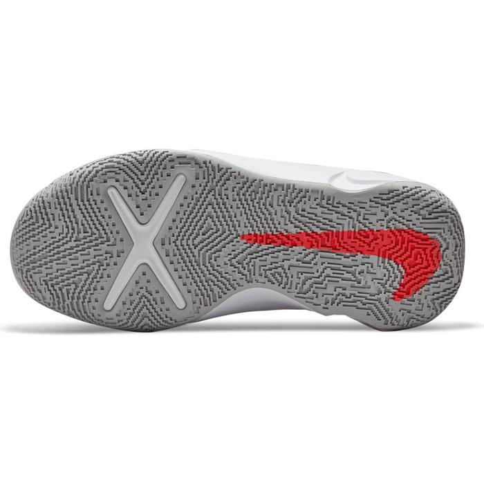 Team Hustle D 10 Unisex Gri Basketbol Ayakkabısı CW6735-006 1264650