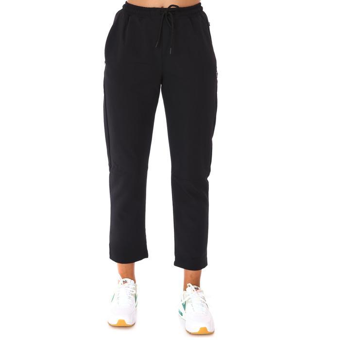 Spt Kadın Siyah Günlük Stil Pantolon 21KKTL12D01-SYH 1316358