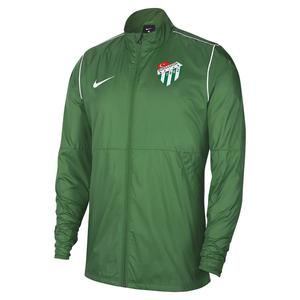 Bursaspor Rpl Park20 Rn Jkt W Erkek Yeşil Futbol Ceket BV6881-302-BUR-DIG