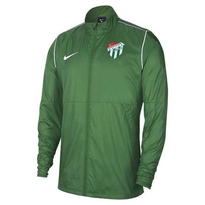 Bursaspor Rpl Park20 Rn Jkt W Erkek Yeşil Futbol Ceket BV6881-302-BUR-DIG 1316794