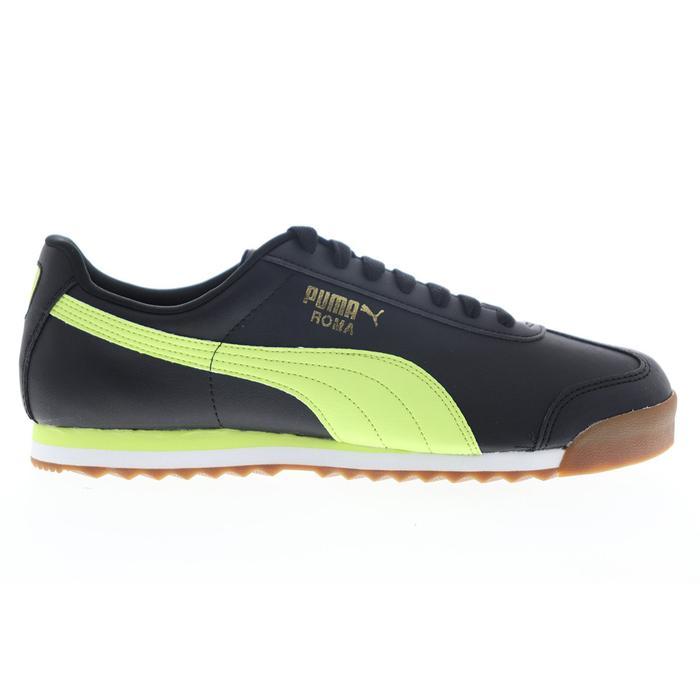 Roma Basic + Unisex Siyah Günlük Stil Ayakkabı 36957119 1162400
