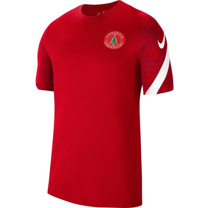 Ümraniye 2021/22 Erkek Kırmızı Futbol Tişört CW5843-657-UMR-DIG 1316635