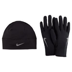 Run Dry Hat And Glove Set Erkek Çok Renkli Koşu Bere Eldiven Seti N.RC.37.082.LX
