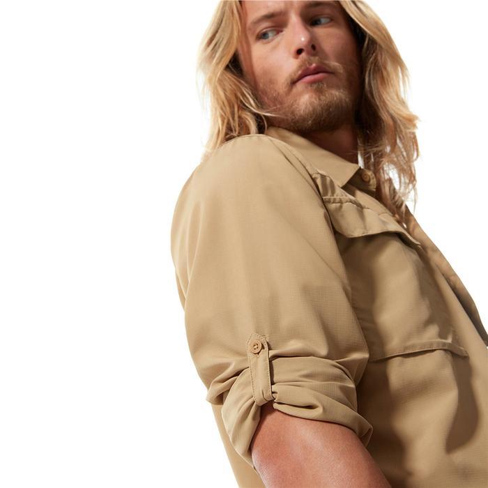 M L/S Sequoia Shirt Erkek Bej Outdoor Gömlek NF0A4T18Z741 1280073