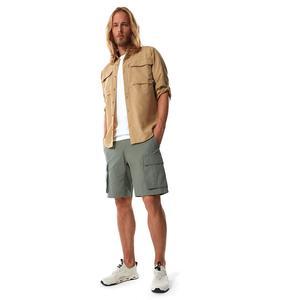M L/S Sequoia Shirt Erkek Bej Outdoor Gömlek NF0A4T18Z741