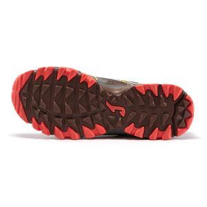 2112 Gris Naranja Erkek Çok Renkli Günlük Stil Ayakkabı TKSHOW2112