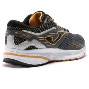 Speed 2122 Gris Negro Erkek Çok Renkli Günlük Stil Ayakkabı RSPEEW2122