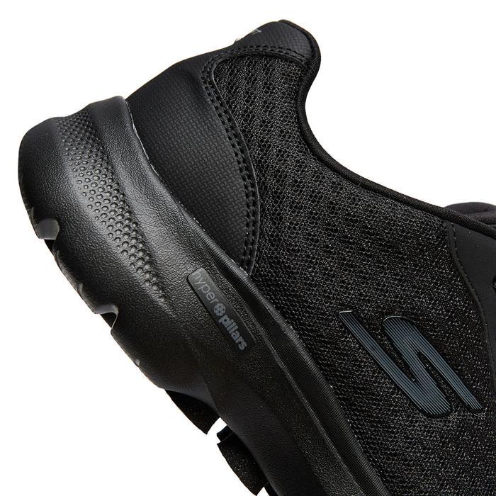 Go Walk 6 Kadın Siyah Günlük Stil Ayakkabı 124514 BBK 1314877