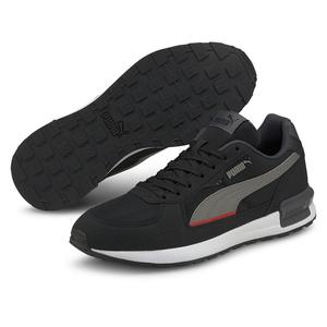Graviton Unisex Siyah Günlük Stil Ayakkabı 38073804