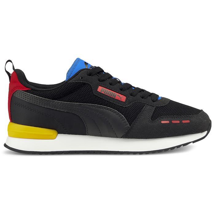 R78 Unisex Siyah Günlük Stil Ayakkabı 37311738 1242779