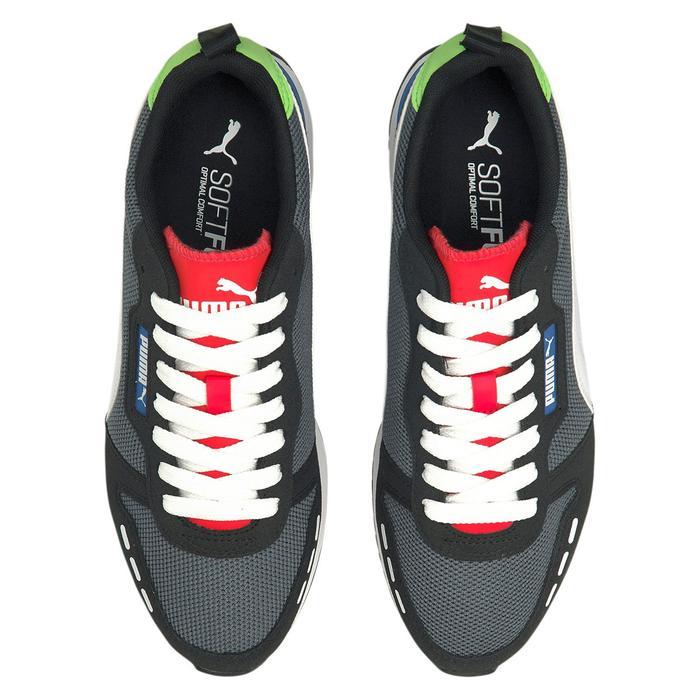 R78 Unisex Gri Günlük Stil Ayakkabı 37311740 1242797