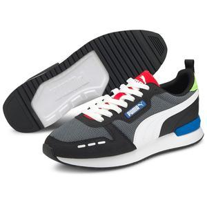 R78 Unisex Gri Günlük Stil Ayakkabı 37311740