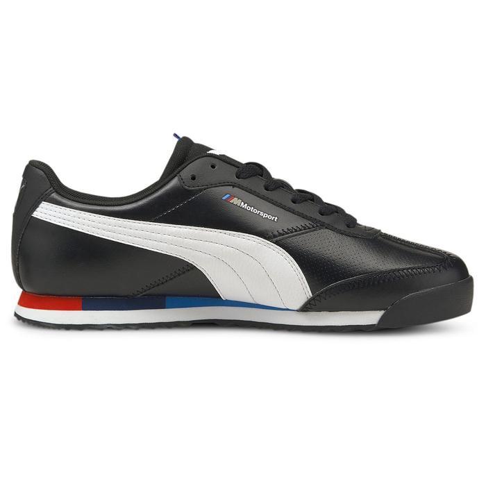 Bmw Mms Roma Unisex Siyah Günlük Stil Ayakkabı 30686801 1241357