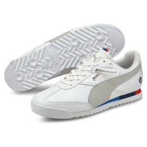 Bmw Mms Roma Unisex Beyaz Günlük Stil Ayakkabı 30686802