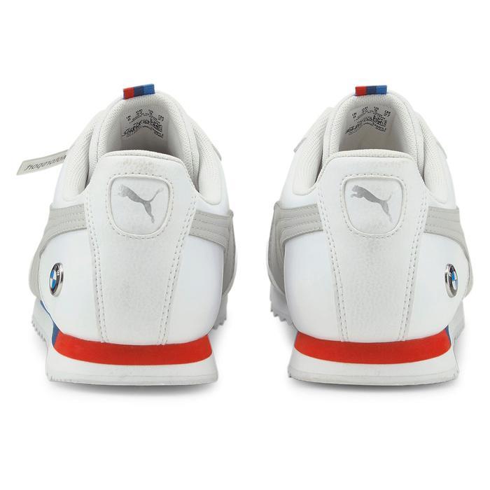 Bmw Mms Roma Unisex Beyaz Günlük Stil Ayakkabı 30686802 1241375